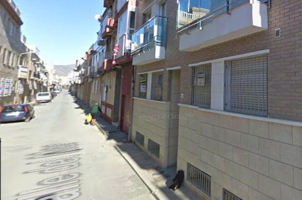 calle del mar. balerma