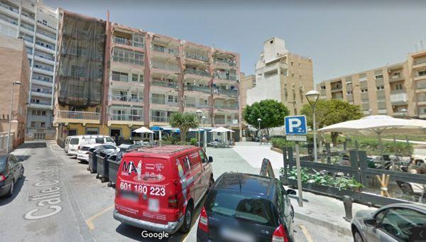 plaza Carboneros - Almería