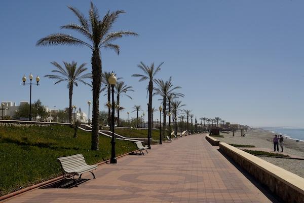 Almería lucirá 29 banderas azules en sus playas este verano