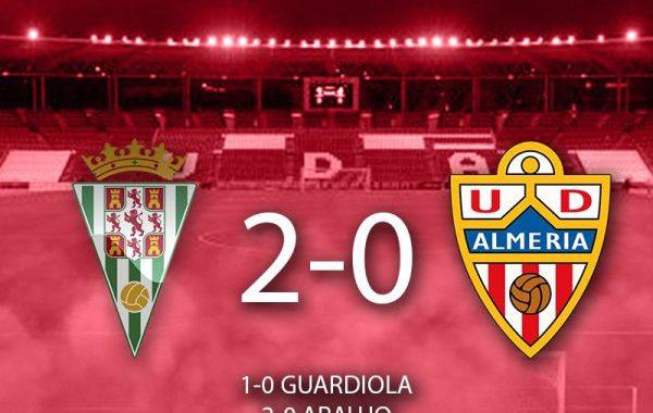 El Almería se abona al sufrimiento hasta el final