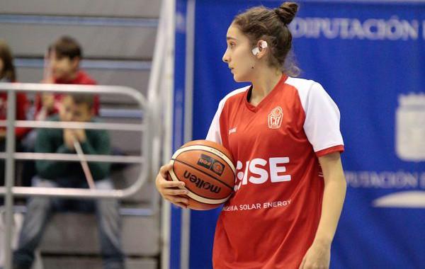 Conchi Satorre jugará en la Universidad de Texas-El Paso
