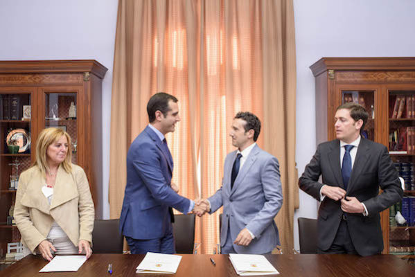 Ayuntamiento de Almería y Leroy Merlín, juntos en la promoción del empleo