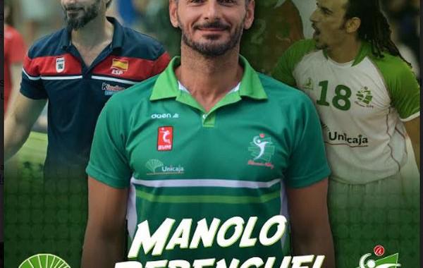 Manolo Berenguel, nuevo entrenador de Unicaja Almería