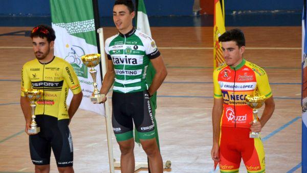 Craviotto, tercero en la Copa de Andalucía