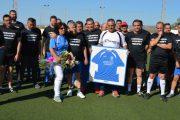 El fútbol almeriense homenajea a Juan Rey