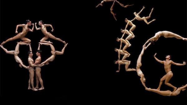 NoGravity Dance, magia y 'nouveau cirque' en la próxima cita del Festival de Teatro de El Ejido
