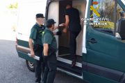Detenido tras robar a punta de navaja a un repartidor de pizzas en El Ejido