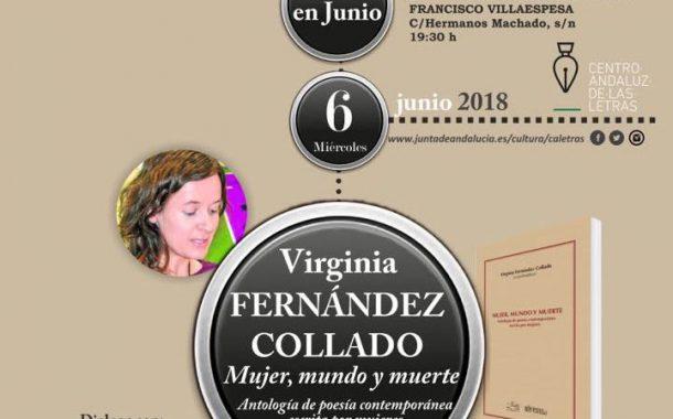 Tiempo para la poesía y las mujeres, este martes en 'La Villaespesa' de Almería