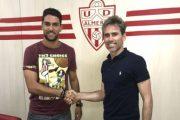 Ibiza completa la defensa del Almería