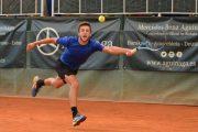 El tenista almeriense Javier Barranco gana en Gandía