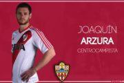 El noveno fichaje ya es oficial: Joaquín Arzura