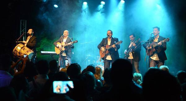 Sones argentinos y canarios, en el V Festival Folk de Abla