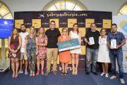 La Ruta de la Tapa Solidaria de Almería recauda casi 5.000 euros para proyectos sociales