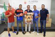 Salvador Barón y Kamal El Goual se enfrentan en la velada de boxeo de la Feria de Almería