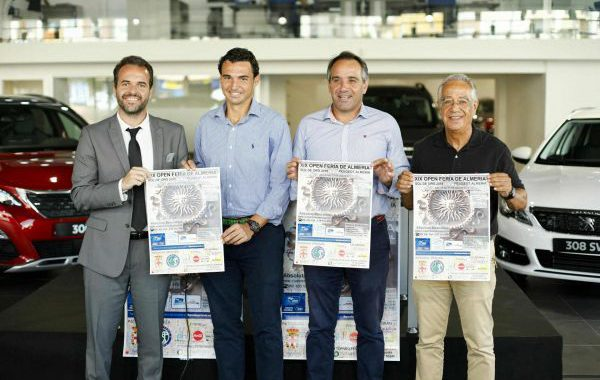 El tenis será protagonista en la Feria de Almería
