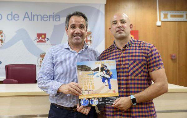 El campus de judo en Almería celebra su octava edición