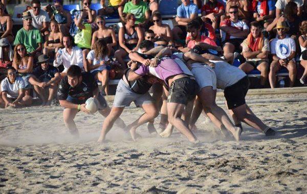 Almerimar se prepara para la gran fiesta del rugby playa