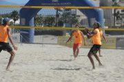 Almerimar acoge el Torneo de Voley Playa 2X2