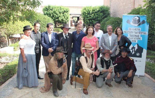 Veinte cortometrajes compiten en el Almería Western Film Festival de Tabernas 2018