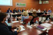 Empresas y ongs de Almería debaten sobre responsabilidad social en Asempal