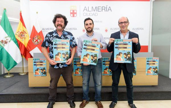 Conciertos y conferencias para celebrar la vinculación de Almería con The Beatles
