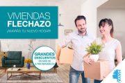 Cajamar pone a la venta más de 1.800 viviendas por menos de 80.000 euros