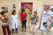 Artistas locales donan obras para recaudar fondos destinados enfermos de alzheimer