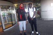 Mike Middlebrooks y Ran Tut, nuevos jugadores del CB Almería
