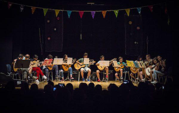 La EMMA de Almería arranca el curso con 2.500 estudiantes, casi el triple que en sus inicios