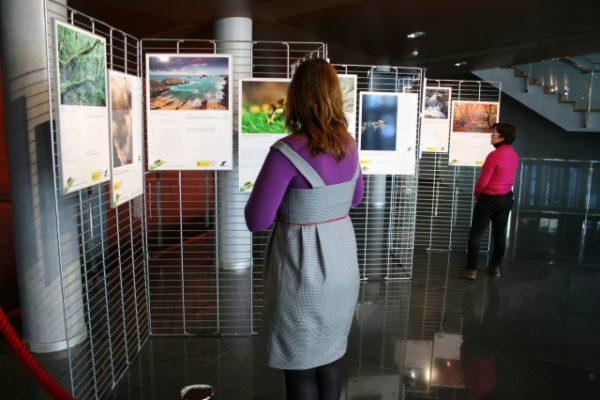 Exposicion fotografía biodiversidad