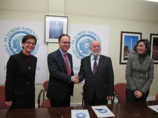 Firma UAL Proyecto Campus