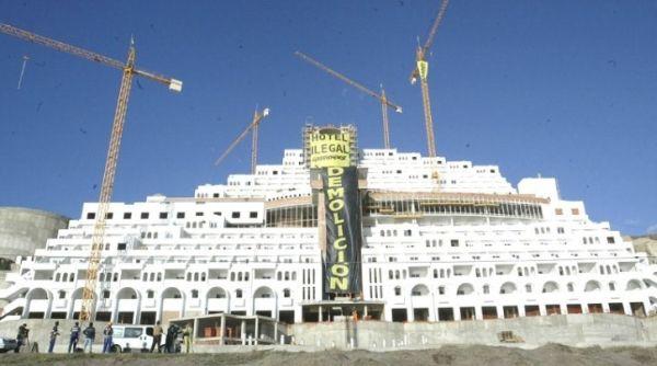 Algarrobico Hotel
