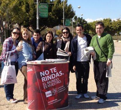 Juventudes Socialistas de Almería