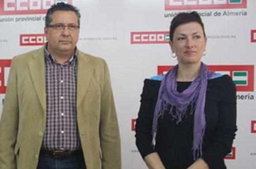 Despidos CCOO