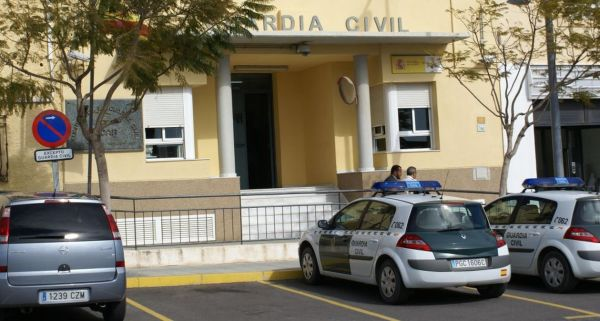 Guardia Civil Vícar