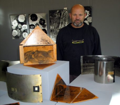 Ilan Wolff y sus obras