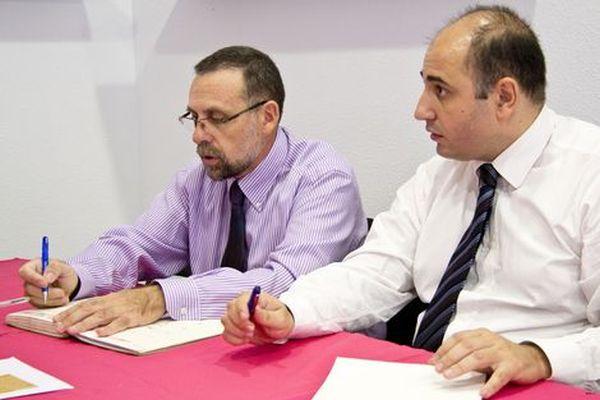 Jose Luis Raya - Manuel Cantón (UPYD)