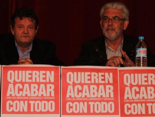 Juan Pallarés y José Ginel