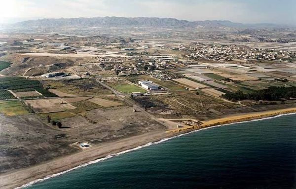 Palomares sigue contaminado con el plutonio que desprendieron las bombas