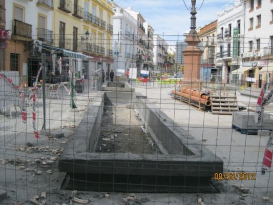 Plaza Carme Abela de Ronda - Almería