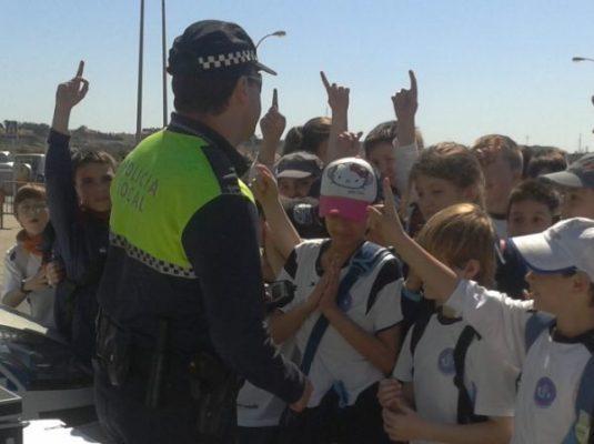 Policía El Ejido