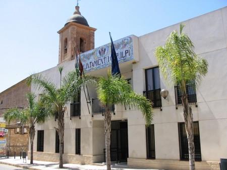 Pulpí Ayuntamiento