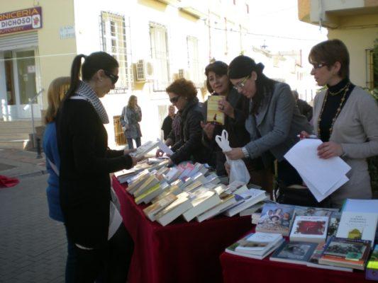 XIII feria libro Cuevas del Almanzora