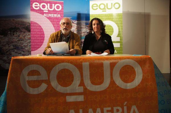 EQUO Rueda de prensa Mar Verdejo