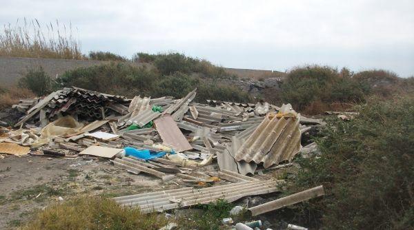 escombros rambla Adra