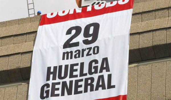Huelga General 29M