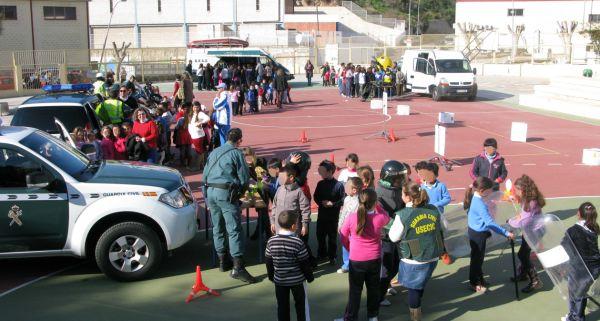 ACTIVIDADES Guardia Civil