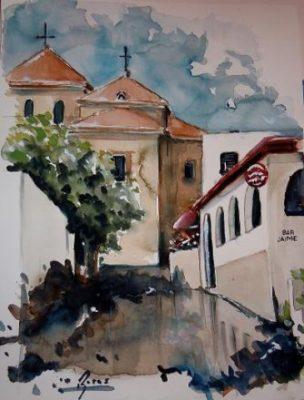 Acuarela Vicar