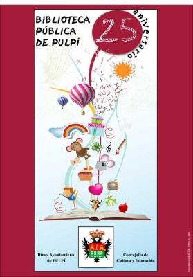 Aniversario Biblioteca de Pulpí