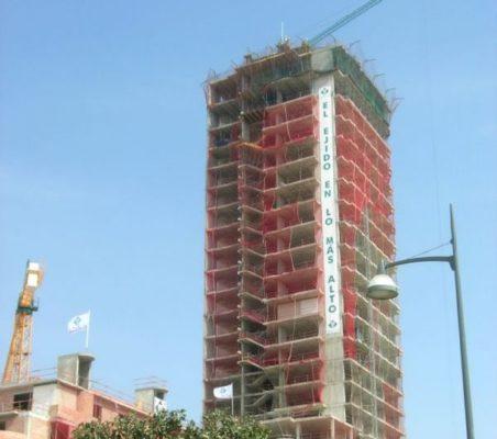 Edificio Torrelaguna El Ejido